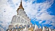 Chùa Thái Lan xây dựng theo phong cách 'búp bê Nga' thu hút du khách