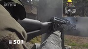 Nhà sản xuất Nga 'thử lửa' súng trường  AK-74M đến nổ nòng