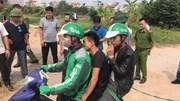 Thực nghiệm hiện trường vụ nam sinh chạy Grabbike bị giết ở Hà Nội