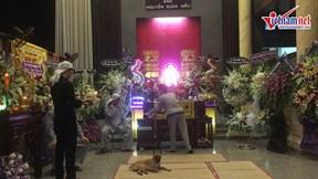 Đám tang nghệ sĩ Xuân Hiếu chìm trong những bản saxophone buồn