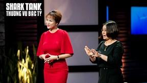 Kêu gọi vốn mở lớp học tâm sinh lý, Phi Thanh Vân 'đứng hình' ở Shark Tank