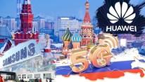 Samsung đóng cửa nhà máy cuối cùng tại TQ, Nga 'bật đèn xanh' cho Huawei