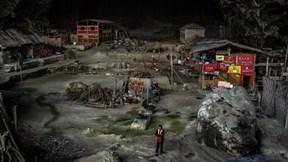 Tộc người sống trong động cuối cùng ở Trung Quốc