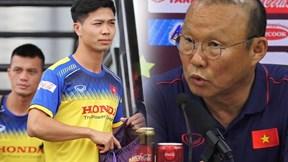 HLV Park đánh giá đối thủ Malaysia, lo lắng về Công Phượng