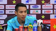 Đỗ Hùng Dũng dè chừng cầu thủ gốc Úc của Malaysia
