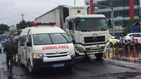 1 phụ nữ bị cuốn vào gầm xe tải, tử vong ở Đà Nẵng