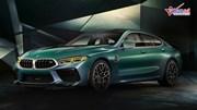 BMW trình làng mẫu M8 Gran Coupe 2020, mạnh như siêu xe