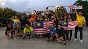 CĐV Malaysia e ngại 'vì tuyển Việt Nam còn mạnh hơn cả Thái Lan'