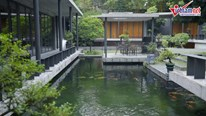 Ngắm khu biệt viện nhà vườn mất 5 năm thiết kế, xây dựng theo phong thủy