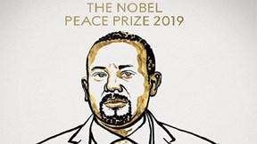 Kết quả giải thưởng Nobel Hòa bình 2019 gây bất ngờ