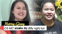 Nghị lực phi thường của nữ MC đặc biệt nhất VTV