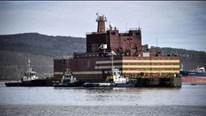 Nhà máy phát điện hạt nhân nổi đầu tiên trên thế giới gây tranh cãi