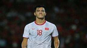 Tiến Linh 'xé lưới' Indonesia nâng tỷ số lên 3-0 cho tuyển Việt Nam