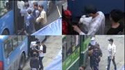 Cận cảnh nhóm người 'giúp đỡ' để móc túi hành khách ở  TP.HCM
