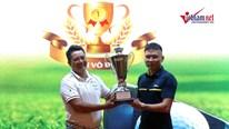 Golfer Phạm Tiến Dũng vô địch giải Vietnam Top 500 Golf Championship 2019