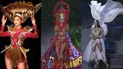 Mãn nhãn 13 trang phục dân tộc độc đáo nhất Hoa hậu Hòa bình Quốc tế 2019
