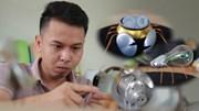 9x Hà Nội sáng tạo đồ chơi độc đáo từ rác thải nhựa