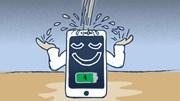 Công nghệ giúp sạc điện thoại bằng... nước tiểu