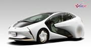 Toyota ra mắt mẫu xe trí tuệ nhân tạo, hộ trợ người lái 'tận răng'