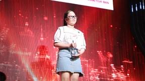 Tóc Tiên, Lại Văn Sâm thán phục trí nhớ của cô bé lớp 11