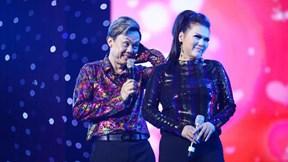 Chí Tài bất ngờ tỏ tình với bà xã U60 quyến rũ sau 30 năm