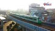 Đường sắt Cát Linh - Hà Đông chạy thử, chứng minh an toàn để nghiệm thu