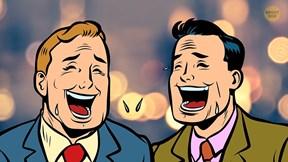 Mối liên hệ không ngờ giữa tiếng cười và con người của bạn