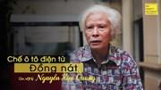 Thầy giáo U70 chưa ngừng học, tự chế ôtô điện chinh phục ngõ ngách Hà Nội