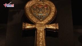 Chiêm ngưỡng hơn 150 báu vật từ lăng mộ Vua Tut