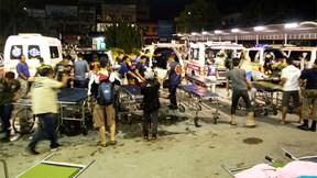 Tấn công đẫm máu ở miền Nam Thái Lan, 15 người thiệt mạng