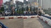 Thanh niên 'hổ báo' thách thức, chửi bới CSGT giữa đường