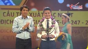 Quang Hải 'ẵm' danh hiệu cầu thủ xuất sắc nhất, tự tin đối đầu UAE, Thái