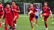 HLV Park vừa ký hợp đồng mới, Đình Trọng đã báo tin mừng