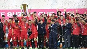 Chủ tịch AFF: 'Bóng đá Việt Nam là tấm gương trong khối ASEAN'