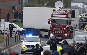 Thế giới 7 ngày: Việt Nam nhận tin dữ vụ 39 thi thể trong container ở Anh