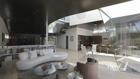 Ngôi biệt thự rộng rãi, sang trọng nhờ thiết kế không gian mở, liền mạch