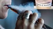 Tìm ra nguyên nhân gây ra các bệnh về phổi trong thuốc lá điện tử