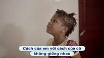 Cười rung rốn: Cô bé đánh vần tiếng Anh theo cách có 1-0-2