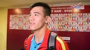 Tiến Linh: 'Quá bất ngờ, không tin nổi khi trái bóng đi trúng lưới UAE'