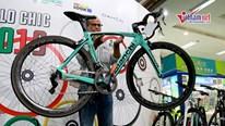 Chiêm ngưỡng chiếc xe đạp giá 'siêu khủng', đắt ngang ôtô ở Hà Nội