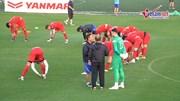 HLV Park dặn dò riêng hàng thủ tuyển VN trước trận Thái Lan