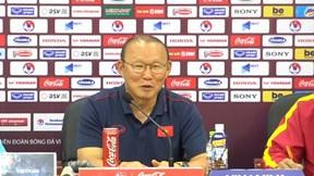 HLV Park tin Công Phượng ghi bàn trận Thái Lan, tiết lộ bất ngờ về Q. Hải
