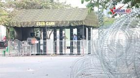Hàng nghìn cảnh sát tăng cường bảo vệ trận Việt Nam-Thái Lan