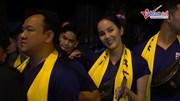 CĐV Thái Lan xuất hiện 'đông chưa từng thấy' tại sân Mỹ Đình