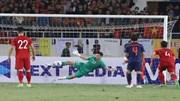 Xem Đặng Văn Lâm cản phá quả penalty của Thái Lan