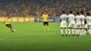 Sao Malaysia ghi siêu phẩm đá phạt kiểu Messi