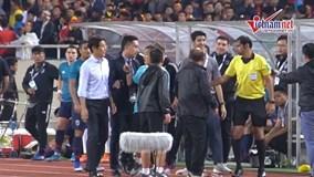 HLV Park 'tố' ban huấn luyện Thái Lan cố tình dùng bài tâm lý với ông