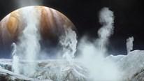 Phát hiện hàng nghìn tấn nước trên Mặt trăng của sao Mộc