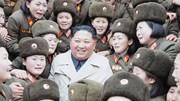 NLĐ Kim Jong Un thị sát diễn tập bắn pháo ở biên giới Hàn - Triều