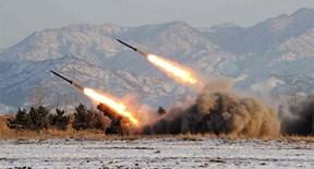 Bình Nhưỡng phóng tên lửa, Mỹ bay do thám trên bán đảo Triều Tiên